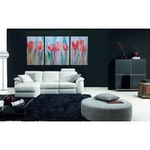 Cuadros Modernos Abstractos Tamaño Extra 212 X 127cm