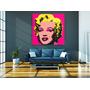 Cuadro Arte Pop Lichtenstein Warhol Envio Gratis 90x90