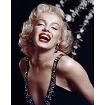 Marilyn Monroe En Tela Canvas 80x 60 Cm Exelente Calidad