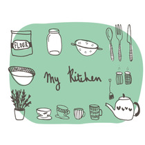 Cuadros Con Frases Para La Cocina - Listos Para Colgar!!!