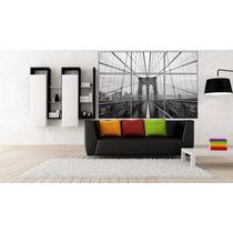 Puente En Tela Canvas De 168x108 Cm Exelente Calidad