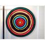 Cuadros Circulos Mandala Coloridos Modernos Pintados A Mano