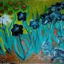 Cuadro Al Óleo Van Gogh