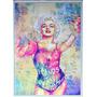 Marilyn Monroe, Laminas En Bastidor