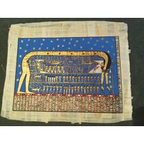 Papiro Egipcio, Adorno, Cuadro Egipcio