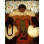 Laminas 30 X 40 De Diego Rivera, 9 Motivos Distintos, Leer