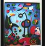 Cuadros Pintados Modernos Novedad Abstractos Popart Oriental