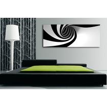 Cuadros Impresos Panoramico, Tela Canvas 70x30cm Abstractos!