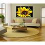 Bastidores Cuadros Flores Triptico En Lienzo 120x80