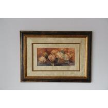 Cuadro Decorativo, Motivo Flores, Deco 55x39