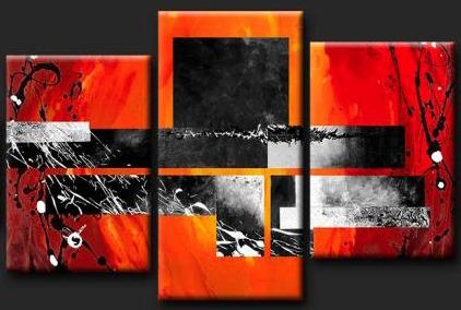 Dipticos o tripticos de abstractos imagui - Cuadros abstractos minimalistas ...