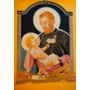 San Cayetano, Laminas En Bastidor - Imágenes Religiosas