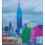 Cuadro Tridimensional De Nueva York En Perfecto Estado