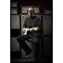Eric Clapton Cuadro Enmarcado 45x30cm