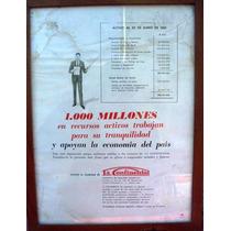 Publicidad *la Continental*- Estafa Histórica -envio -cuotas