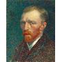 Cuadro De Van Gogh Impreso En Tela Canvas Con Bastidor 70x88