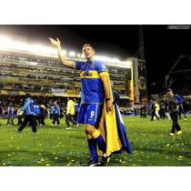 Cuadros Recuerdo Boca Juniors Martin Palermo El Titán 27x42