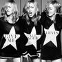 Cuadros Modernos Bipticos Tripticos Madonna (lp) 50 X 70 Cm