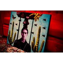 Cuadros Modernos Frida Kahlo. Arte Diseño Y Decoración.