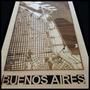 Cuadro Mapa De Buenos Aires Grabado Laser Mdf