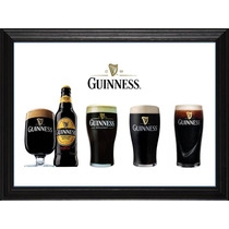 Excelentes Cuadros De Cerveza Guinness!!!
