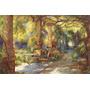 Cuadro De Pintura En Tela Canvas Con Bastidor 40x26