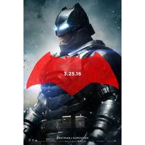 Cuadros Dipticos Tripticos - Batman Vs Superman Wonder Woman