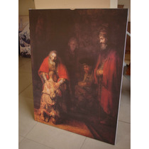 Cuadros De Rembrandt En Tela Canvas