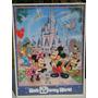 Dos (2) Cuadros De Disney - Mickey - Minnie - Goofy !!!