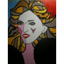 Replica Madonna Por Romero Britto