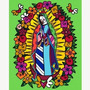 Replica De Britto Virgen De Guadalupe