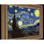 Cuadro Noche Estrellada De Van Gogh - 90 X 70 - Starry Night