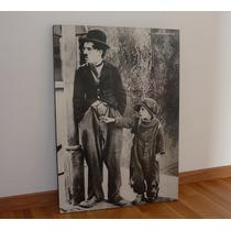 Cuadro Para Colgar Pared The Kid El Pibe Charles Chaplin