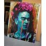 Cuadros Modernos Frida Kahlo Arte Y Decoración Canvas