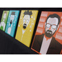 Cuadros Retro Laminadas Breaking Bad, Heisenberg -medium