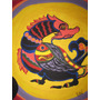 Cuadro Obra Arte Chino Dragon Dibujo Acrílico Mitología