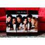Cuadros Artesanales Friends - Series Tv - Decoupage