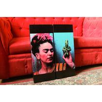 Cuadros Modernos Frida Kahlo. Arte, Diseño Y Decoración.