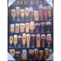 Cuadros3d, Cervezas, Londres, Divinooos!!!