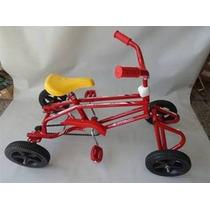 La Plata - Cuatriciclo Pedal Sistema Anti Vuelco Rueda Goma