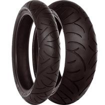 Bridgestone Battlax Bt 021 120/70/17 Japon Fazio Palermo