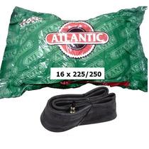 Camara Moto Atlantic 16 X 225 250 Zanella Juky Ciclomotor 50