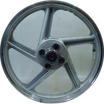 Zanella Rx 150 Llanta Trasera Color Aluminio Rodado 18 !!