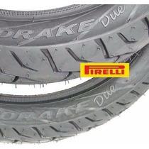 Cubierta Pirelli Mandrake Due 90 90 18 Titan En Ruta 3 Motos