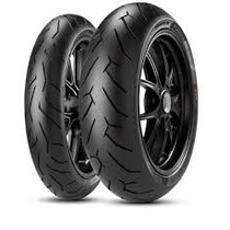 Cubierta Pirelli 140/60r17 63h Diablo Rosso Ii Yamah Fz 16