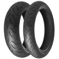 Fazio Palermo Bridgestone Battlax Bt 016 130/70/16 Japon