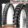 Cubierta Moto Cross Maxxis 80/100-21 Arena Barro Powertech