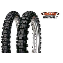 Cubierta Cross Enduro Maxxis It 110 100 18 - Trapote Racing
