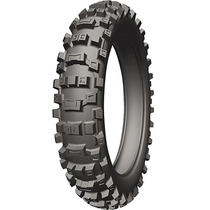 Cubierta Cross Michelin 110-90-19 Ac10 Qpg Team