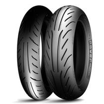 Cubierta Michelin Power Pure Sc 120 80 14 Urquiza Motos